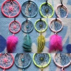 Dreamcatcher verizice *